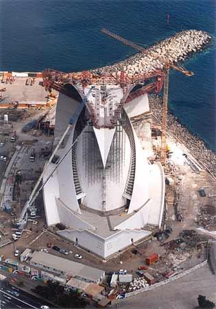 Audit 243 Rio De Tenerife Dados Fotos E Planos